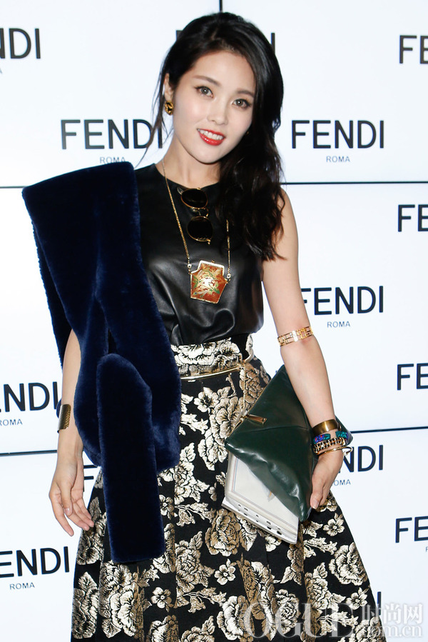Fendi2015春夏时装秀