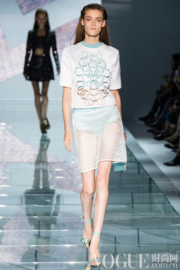 Versace2015春夏时装秀