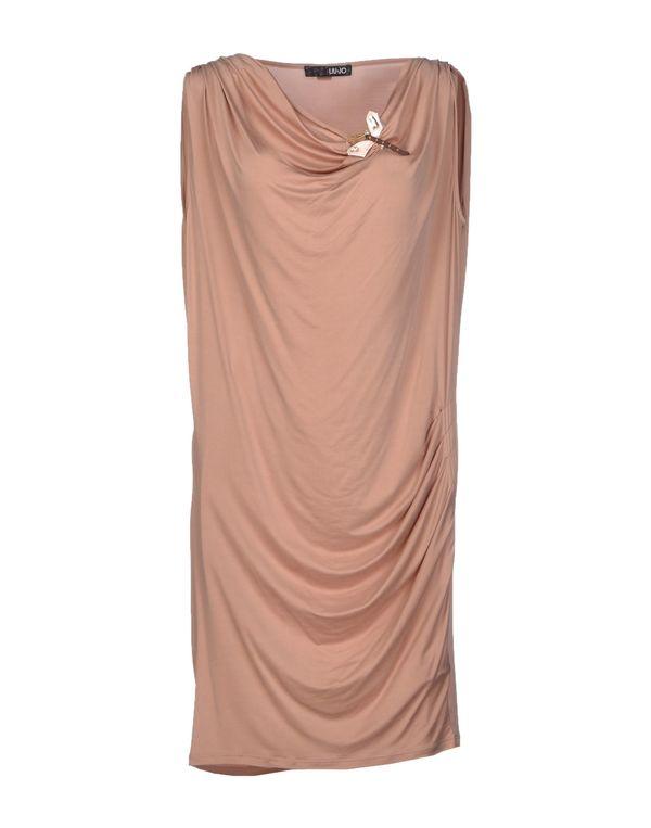 裸色 LIU •JO 短款连衣裙
