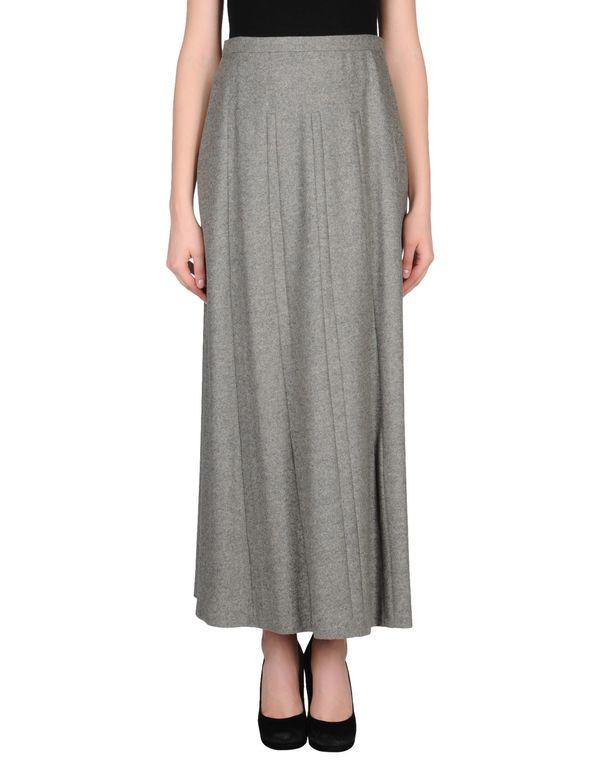 灰色 ASPESI 长裙