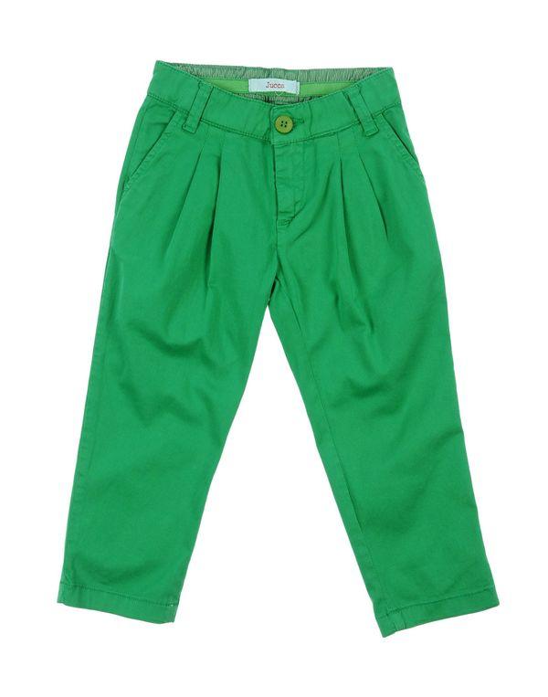 绿色 JUCCA 裤装