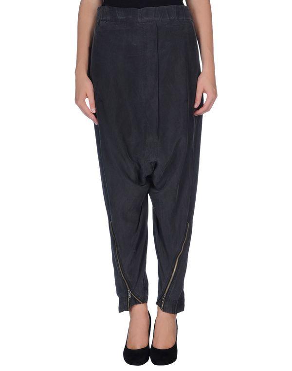 青灰色 VIVIENNE WESTWOOD ANGLOMANIA 裤装