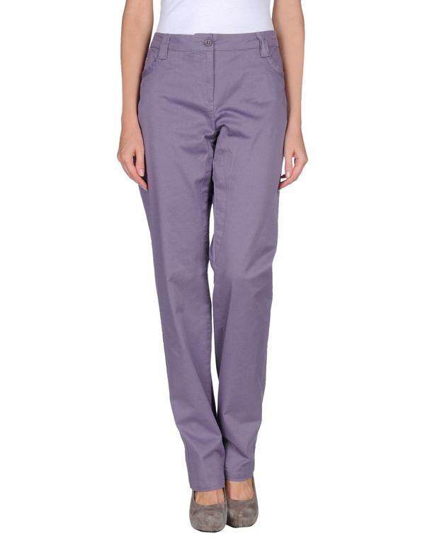 紫色 TIMBERLAND 裤装