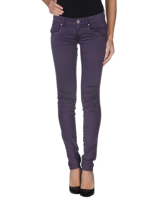 紫色 NOLITA 裤装