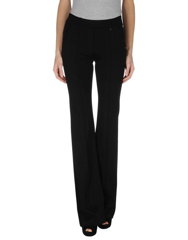 黑色 PLEIN SUD JEANIUS 裤装