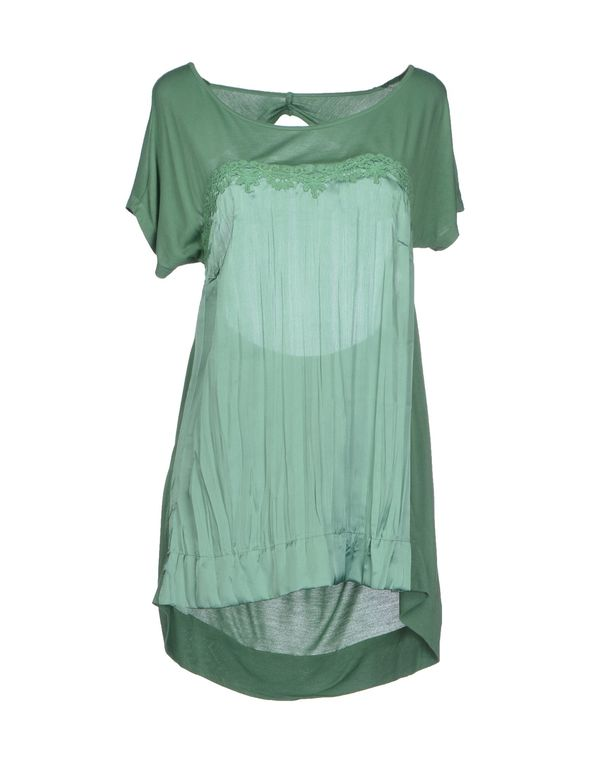 绿色 TWIN-SET SIMONA BARBIERI T-shirt