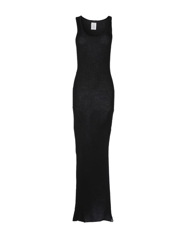 黑色 PINKO SKIN 及膝连衣裙