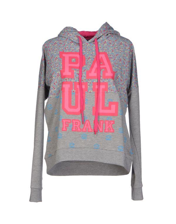 灰色 PAUL FRANK 运动服