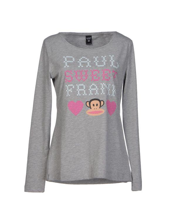 灰色 PAUL FRANK T-shirt