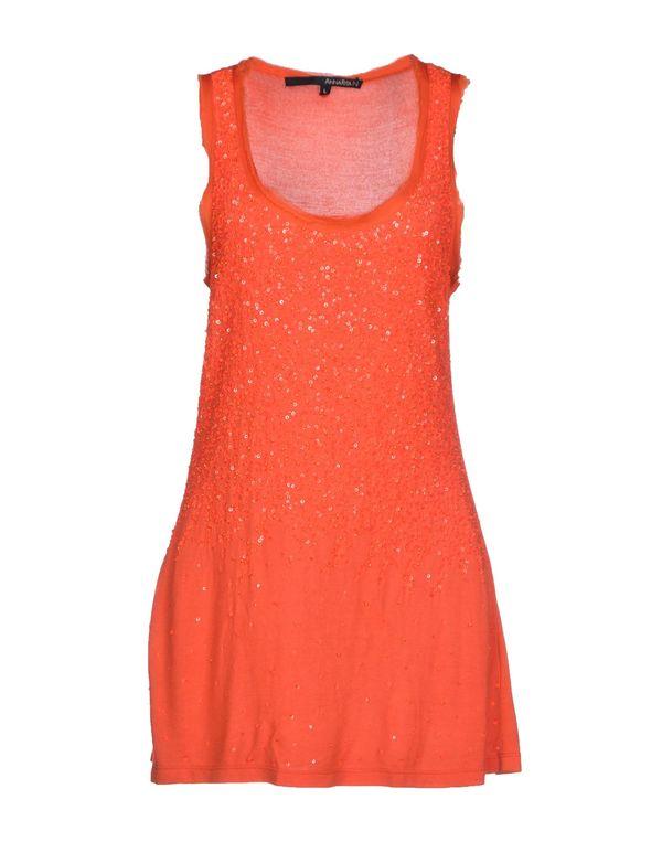 橙色 ANNARITA N. 上衣