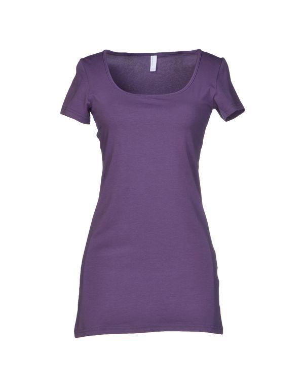 紫色 VERO MODA T-shirt