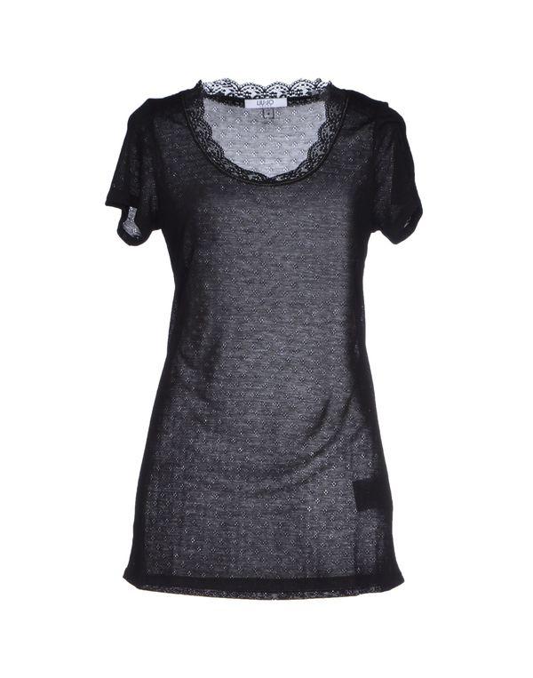 黑色 LIU •JO JEANS 套衫