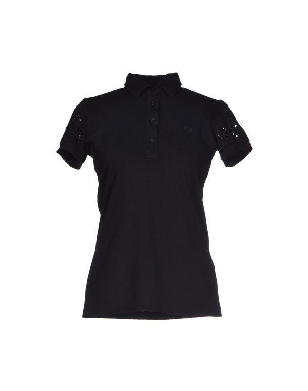 黑色 FRED PERRY Polo衫