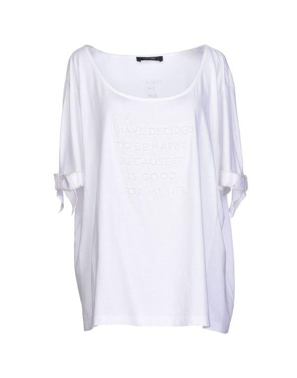 白色 TWIN-SET SIMONA BARBIERI T-shirt