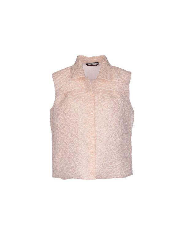 粉红色 ROCHAS Shirt