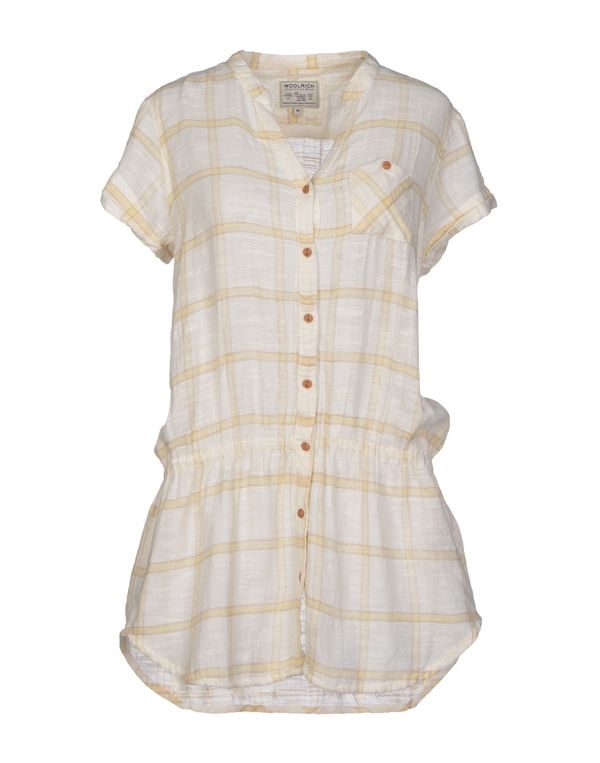 象牙白 WOOLRICH Shirt