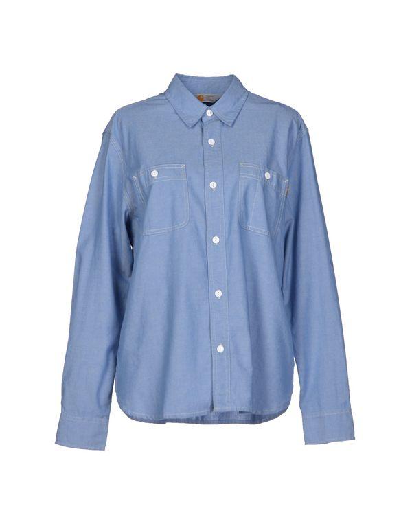 天蓝 CARHARTT Shirt