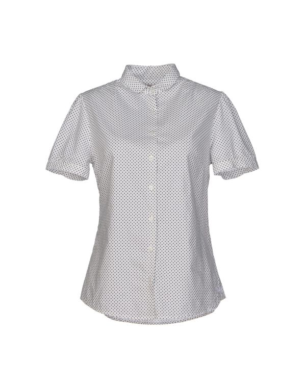 白色 VINTAGE 55 Shirt