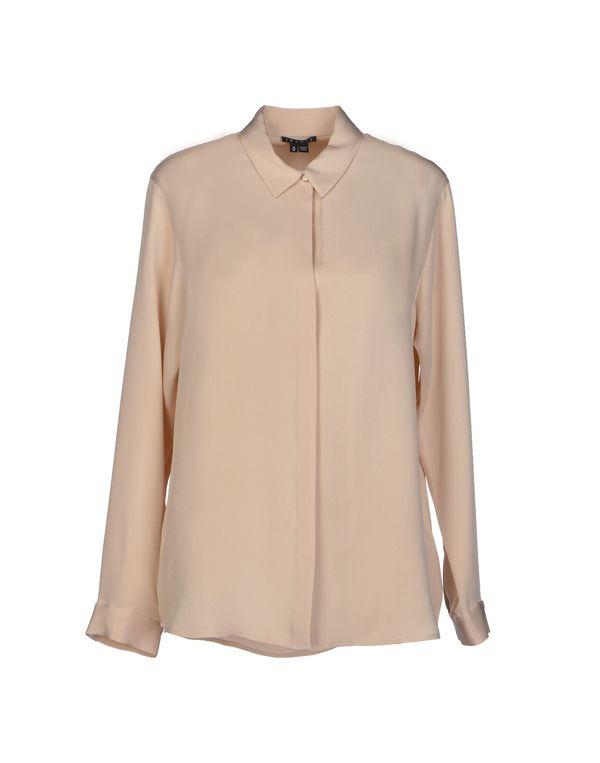 米色 THEORY Shirt