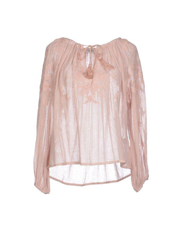 粉红色 MES DEMOISELLES 女士衬衫