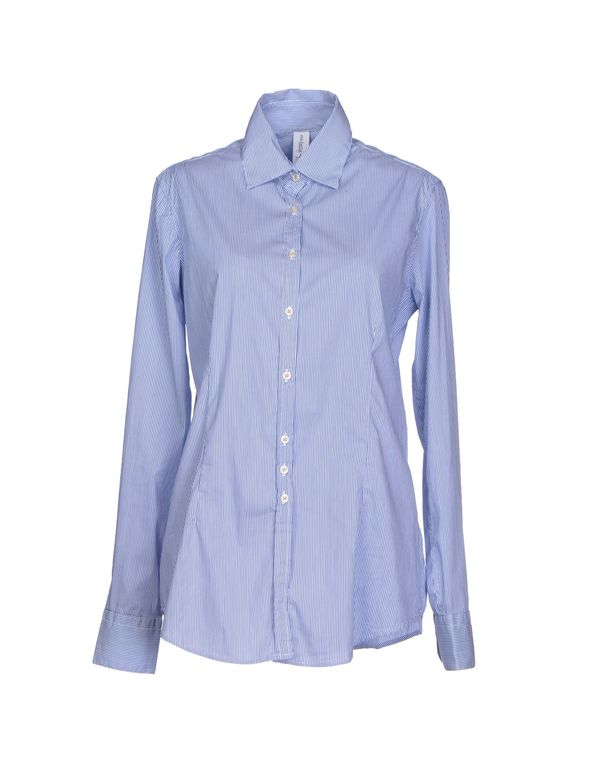 蓝色 ETICHETTA 35 Shirt