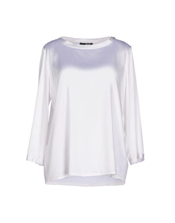 白色 LIU •JO 女士衬衫