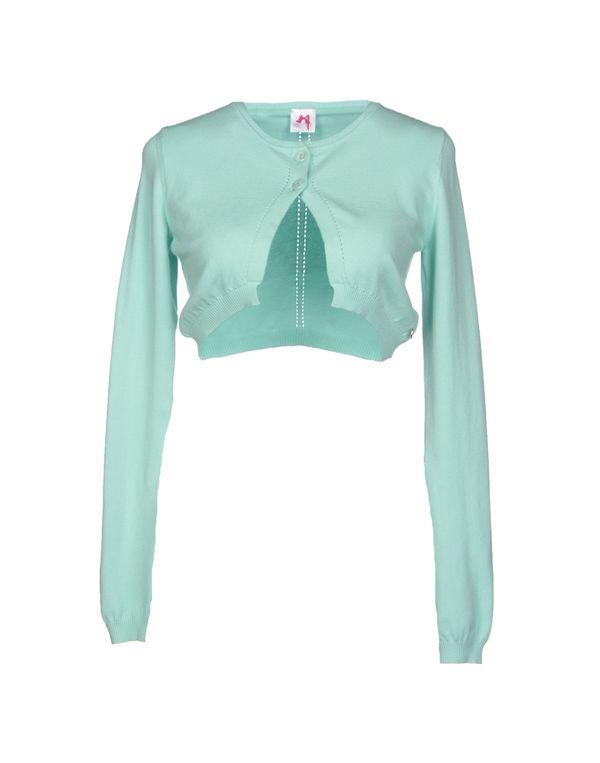 浅绿色 SCEE BY TWIN-SET 短套衫