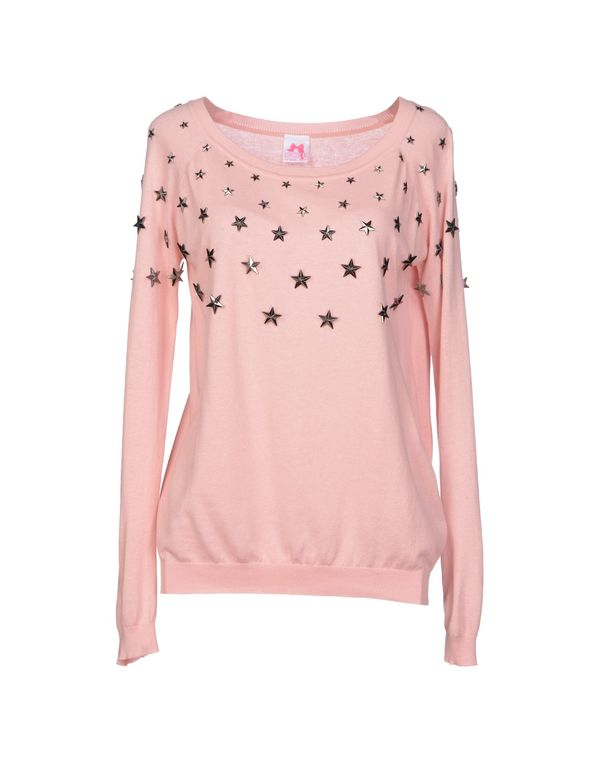 粉红色 SCEE BY TWIN-SET 套衫