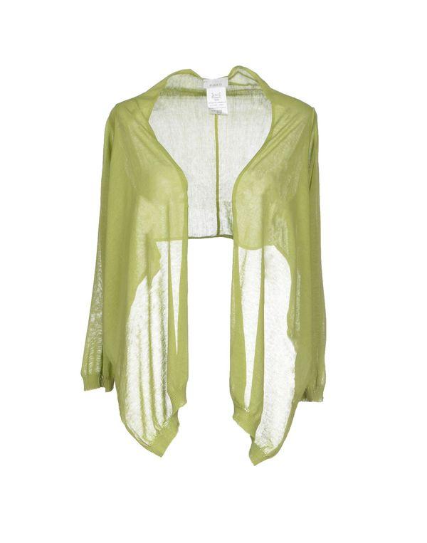 浅绿色 PINKO 短套衫