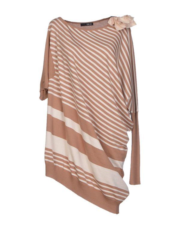 浅棕色 LIU •JO 套衫