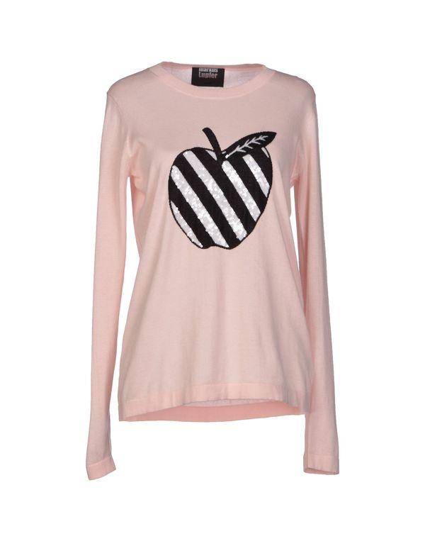 粉红色 MARKUS LUPFER 套衫