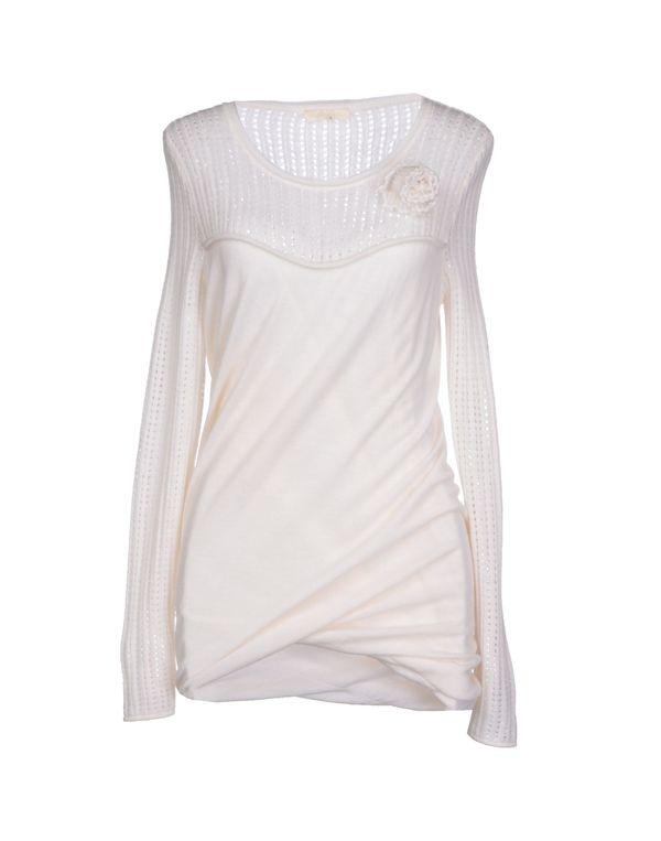 白色 SCERVINO STREET 套衫