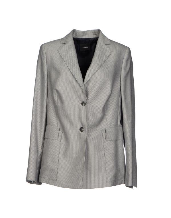 灰色 AKRIS 西装上衣