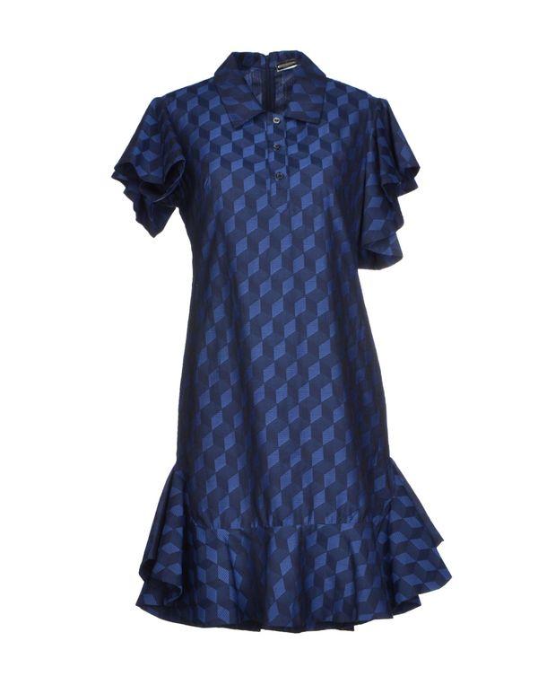 蓝色 ALEXIS MABILLE 短款连衣裙
