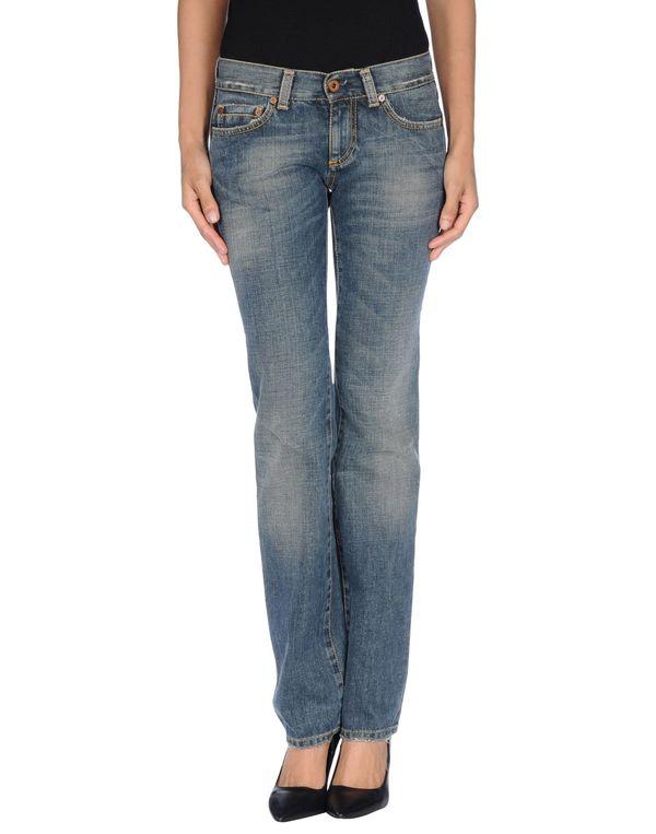 蓝色 VINTAGE 55 牛仔裤