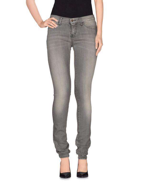 灰色 VINTAGE 55 牛仔裤
