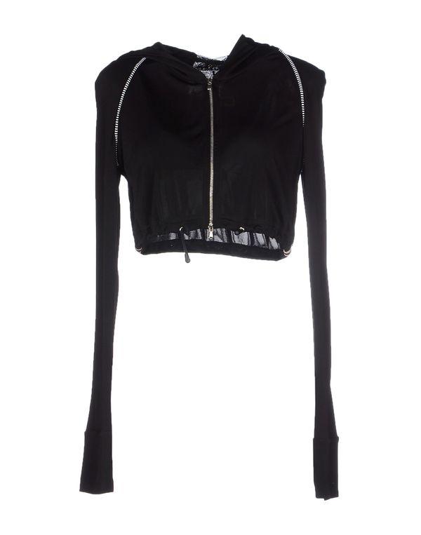 黑色 PIANURASTUDIO 短套衫