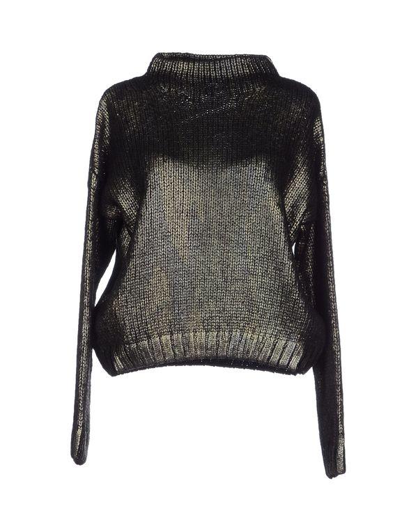 孔雀绿 LIU •JO 圆领针织衫