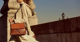 Chloé:Faye Bag