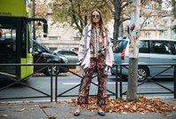 2018春夏巴黎时装周街拍 Day8