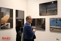 青年艺术家王平系列作品《疯狂世界》与米兰相遇