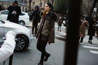 2018秋冬巴黎时装周街拍 Day1