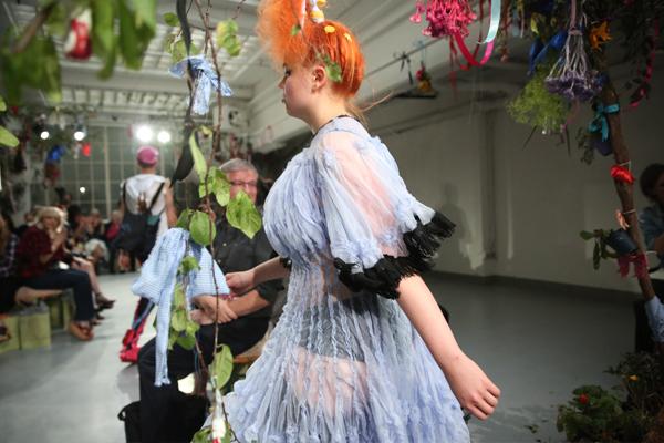 惊喜与遗憾并存 Susie Lau的伦敦时装周