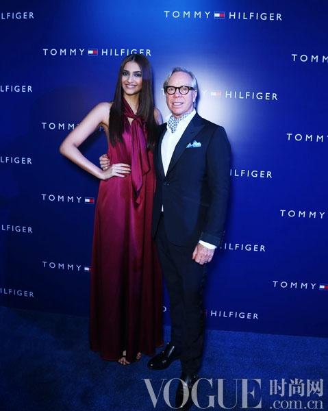 TOMMY HILFIGER在印度庆祝十周年