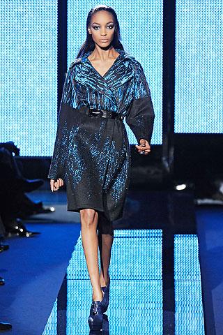 Versace2009秋冬时装秀