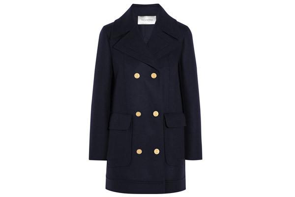 六款大衣 六个风范 六种穿搭