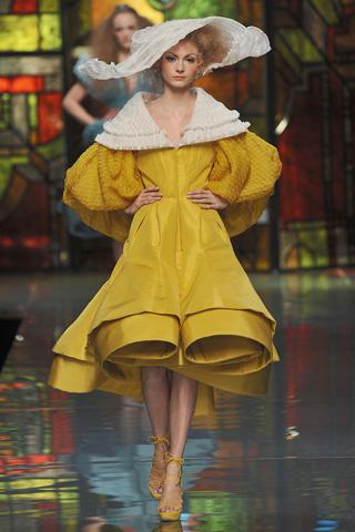 Dior2009春夏时装秀