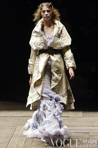 Alexander McQueen2006秋冬时装秀