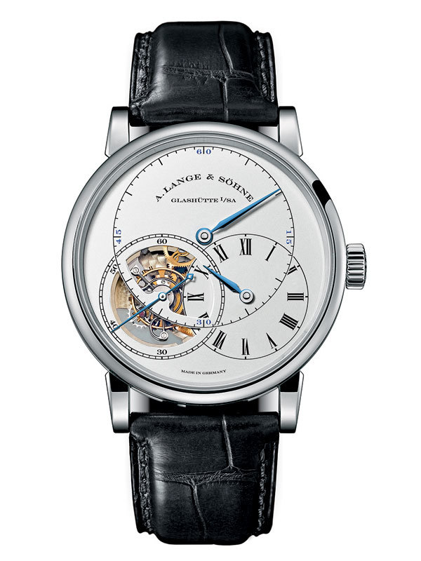 "朗格RICHARD LANGE TOURBILLON ""Pour le Mérite""腕表"