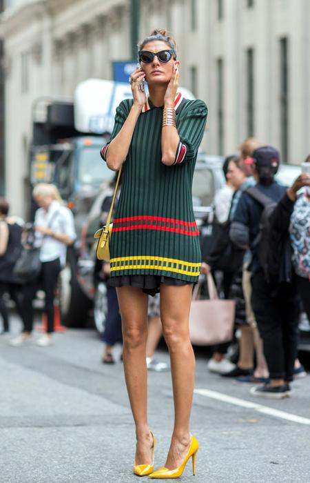 Giovanna Battaglia 针织裙 内搭连衣裙